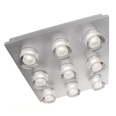 DARIUS LED Aluminium RoomStylers by Philips 37246/48/13